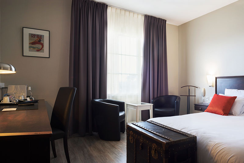 photo chambre confort