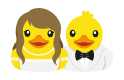 picto canard mariage