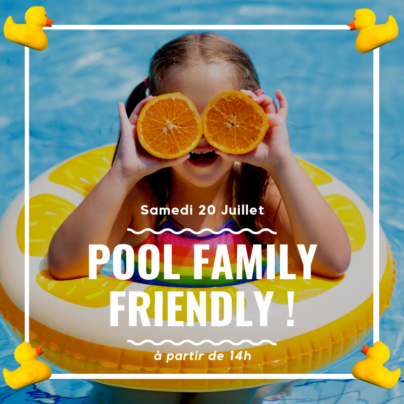 CARRE POOL FAMILY FRIENDLY